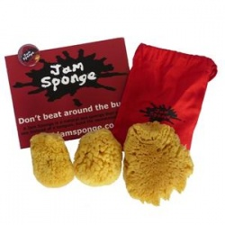 Jam Sponge Menstrual Sponges - Pack of 3