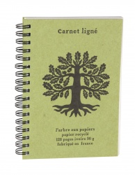 Lined Note Book A6