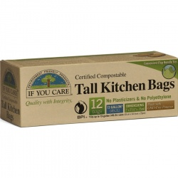If You Care 13 Gallon Compostable Bin Bags