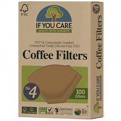 If You Care Coffee Filters - 100 Filters
