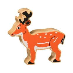 Lanka Kade Natural Wooden Animal Figures - Countryside Animals