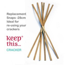 Replacement Cracker Snaps x 12