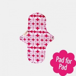 Organic Day Pad - Eco Femme