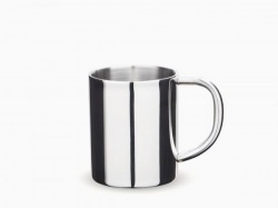Onyx 8oz Double Walled Mug
