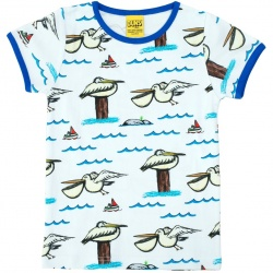 DUNS Pelican Short Sleeve Top