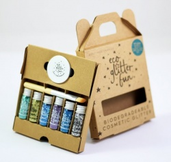 Eco Glitter Fun - 6 Pack Gift Set