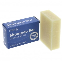 Friendly Soap Plastic-Free Shampoo