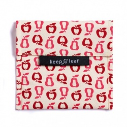 Keep Leaf Large Reusable Baggie - New Fruit