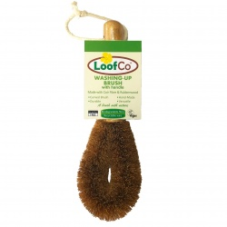 Loofco Coconut Dish Washing Brush