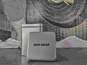 Mop Swap Dusty Tin
