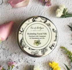 Natural Face Cream - For Dry Skin, Plastic Free
