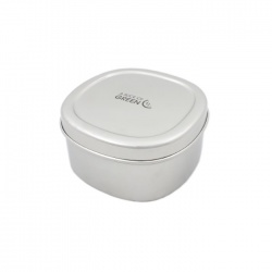 Stainless Steel Plastic Free Container