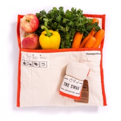 The Small Swag - Natural Produce Bag