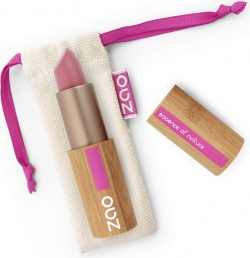 ZAO Vegan Matt Lipstick - Refillable