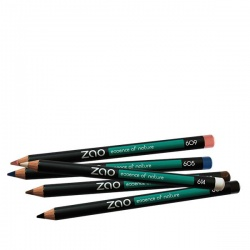 ZAO Vegan Eye, Lip & Brow Pencil